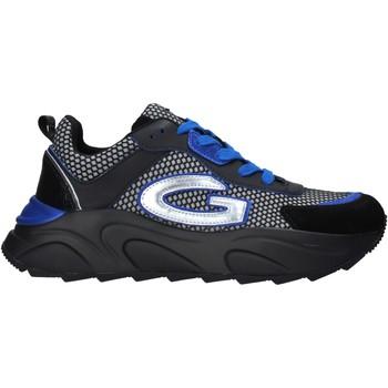 Sapatos Homem Sapatilhas Alberto Guardiani AGM003601 Preto