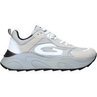 Sapatos Homem Sapatilhas Alberto Guardiani AGM003603 Cinzento