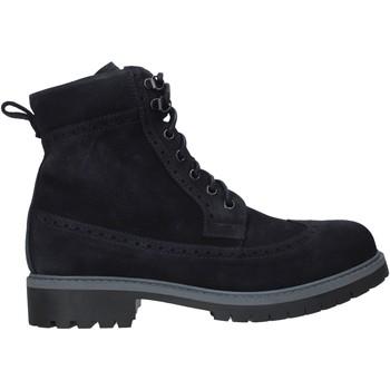 Sapatos Homem Botas baixas NeroGiardini I001861U Azul