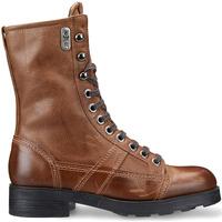 Sapatos Mulher Botins OXS OXS101167 Castanho