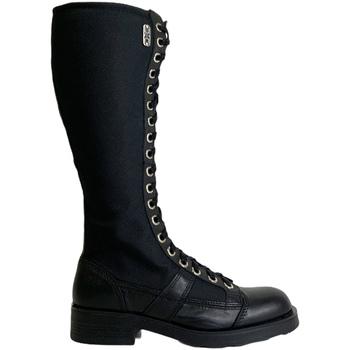 Sapatos Mulher Botas baixas OXS OXS101168 Preto