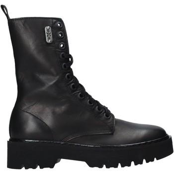 Sapatos Mulher Botas baixas OXS OXW102000 Preto