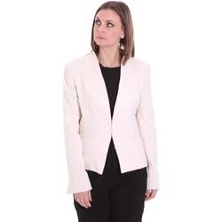 Textil Mulher Casacos/Blazers Nenette 26BB-BARGI Bege