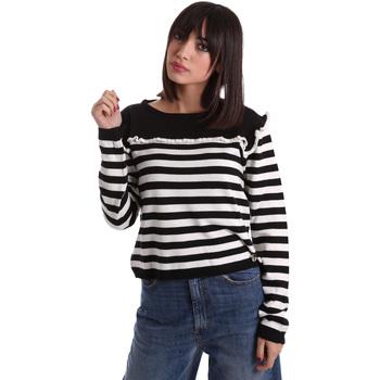 Textil Mulher camisolas Denny Rose 64DR15013 Preto