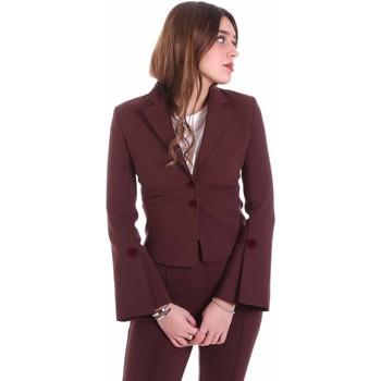 Textil Mulher Casacos/Blazers Nenette 26BB-BAVENO Vermelho