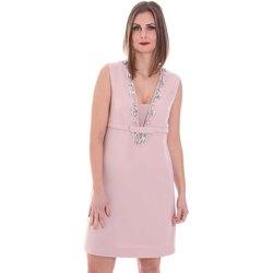 Textil Mulher Vestidos curtos Nenette 26BB-AIRINA Rosa