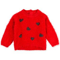 Textil Criança Sweats Losan 028-5000AL Vermelho