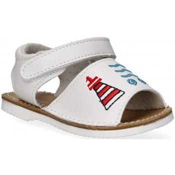 Sapatos Rapariga Sandálias Bubble 54800 branco