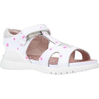 Sapatos Rapariga Sandálias Biomecanics 212169 Branco
