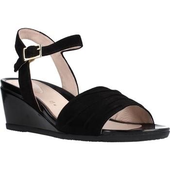 Sapatos Mulher Sandálias Stonefly SWEET III 7 GOAT S. Preto