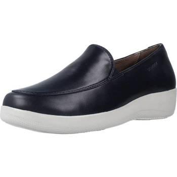 Sapatos Mulher Mocassins Stonefly PASEO IV 1 NAPPA Azul