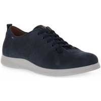 Sapatos Homem Multi-desportos Grunland MICO BLU Blu