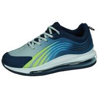Sapatos Homem Sapatilhas Demax  Azul