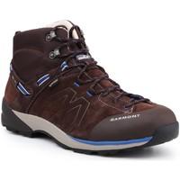 Sapatos Homem Sapatos de caminhada Garmont Santiago GTX 481240-217 brown