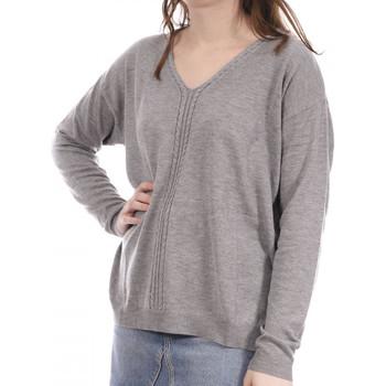 Textil Mulher camisolas Teddy Smith  Cinza