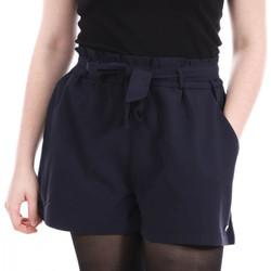 Textil Mulher Shorts / Bermudas Teddy Smith  Azul