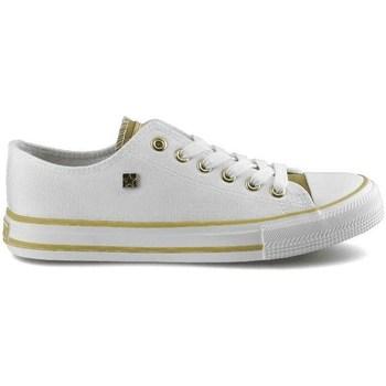 Sapatos Mulher Sapatilhas Big Star HH274458 Branco