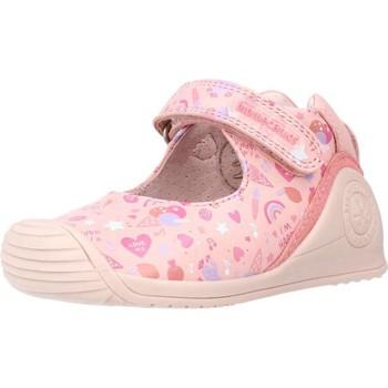 Sapatos Rapariga Sapatilhas Biomecanics 212102 Rosa