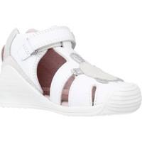 Sapatos Rapariga Sandálias Biomecanics 212109 Branco