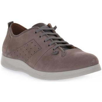 Sapatos Homem Sapatos Grunland GRIGIO MICO Grigio