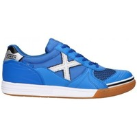 Sapatos Homem Sapatilhas Munich G-3 INDOOR 3111136 Azul