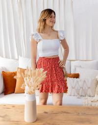 Textil Mulher Tops / Blusas Céleste CAPUCINE Branco