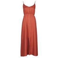 Textil Mulher Vestidos compridos Betty London ONNANA Terracotta