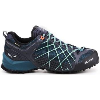 Sapatos Mulher Sapatos & Richelieu Salewa Wildfire Gtx Preto