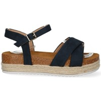 Sapatos Mulher Sandálias Luna Collection 56251 azul