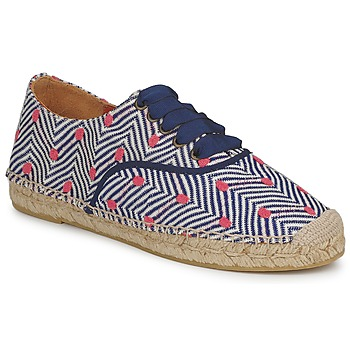Sapatos Mulher Alpargatas Missoni VM045 Azul / Rosa