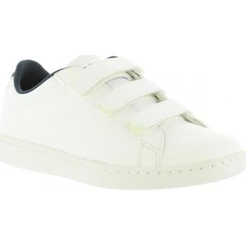 Sapatos Criança Sapatilhas Lacoste 31SPC0002 CARNABY EVO Blanco