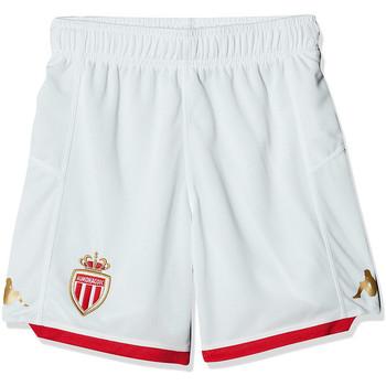 Textil Homem Shorts / Bermudas Kappa  Branco