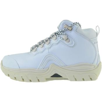 Sapatos Mulher Sapatilhas de cano-alto DC Shoes Navigator Branco