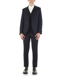 Textil Homem Fatos Manuel Ritz 3030ARW3328-213030 Azul
