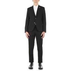 Textil Homem Fatos Manuel Ritz 3032A3109-213044 Preto