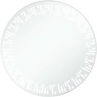 Casa Espelhos VidaXL Espelho LED 60 cm Prateado