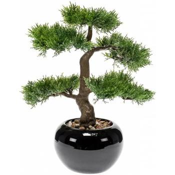 Casa Plantas e Flores Artificiais  Emerald Planta artificial 34 cm Verde