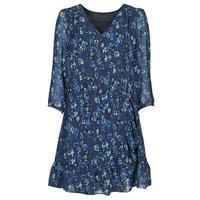 Textil Mulher Vestidos curtos Ikks BS30055 Marinho