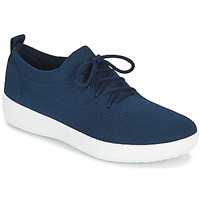 Sapatos Mulher Sapatilhas FitFlop F-SPORTY UBERKNIT SNEAKERS Marinho