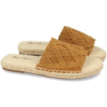 Sapatos Mulher Sandálias Milaya 2S24 Camel