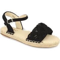 Sapatos Mulher Sandálias Milaya 2S25 Negro