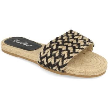 Sapatos Mulher Chinelos Milaya 2S30 Negro