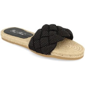 Sapatos Mulher Chinelos Milaya 2S31 Negro