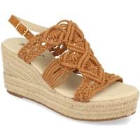 Sapatos Mulher Sandálias Milaya 5S3 Camel