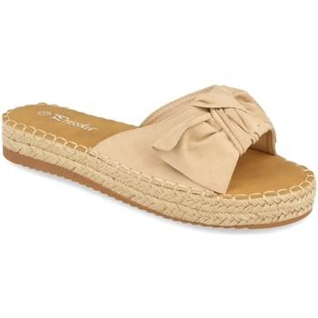 Sapatos Mulher Chinelos Prisska YJ8382 Beige
