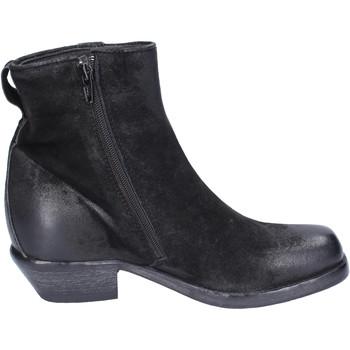 Sapatos Mulher Botins Moma BJ652 Preto