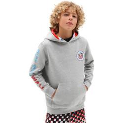 Textil Criança Sweats Vans x where's wa Cinza