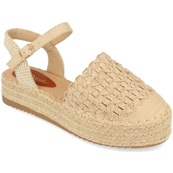 Sapatos Mulher Sandálias Prisska JSZ1078 Beige
