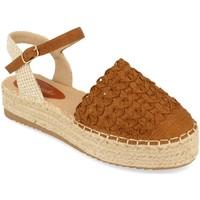 Sapatos Mulher Sandálias Prisska JSZ1078 Camel