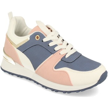 Sapatos Mulher Sapatilhas Buonarotti 1CD-1089 Azul